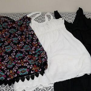 Anthropologie Dress Bundle + FREE Cardigan